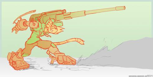 Commission - Kaitio Artillery
