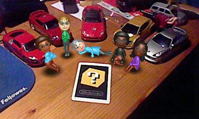Mii's and cars by nOOb221
