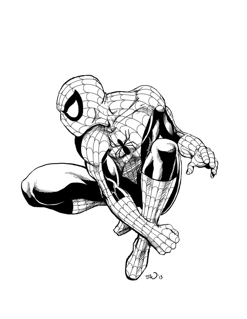 the Amazing Spider-Man by judsonwilkerson on DeviantArt