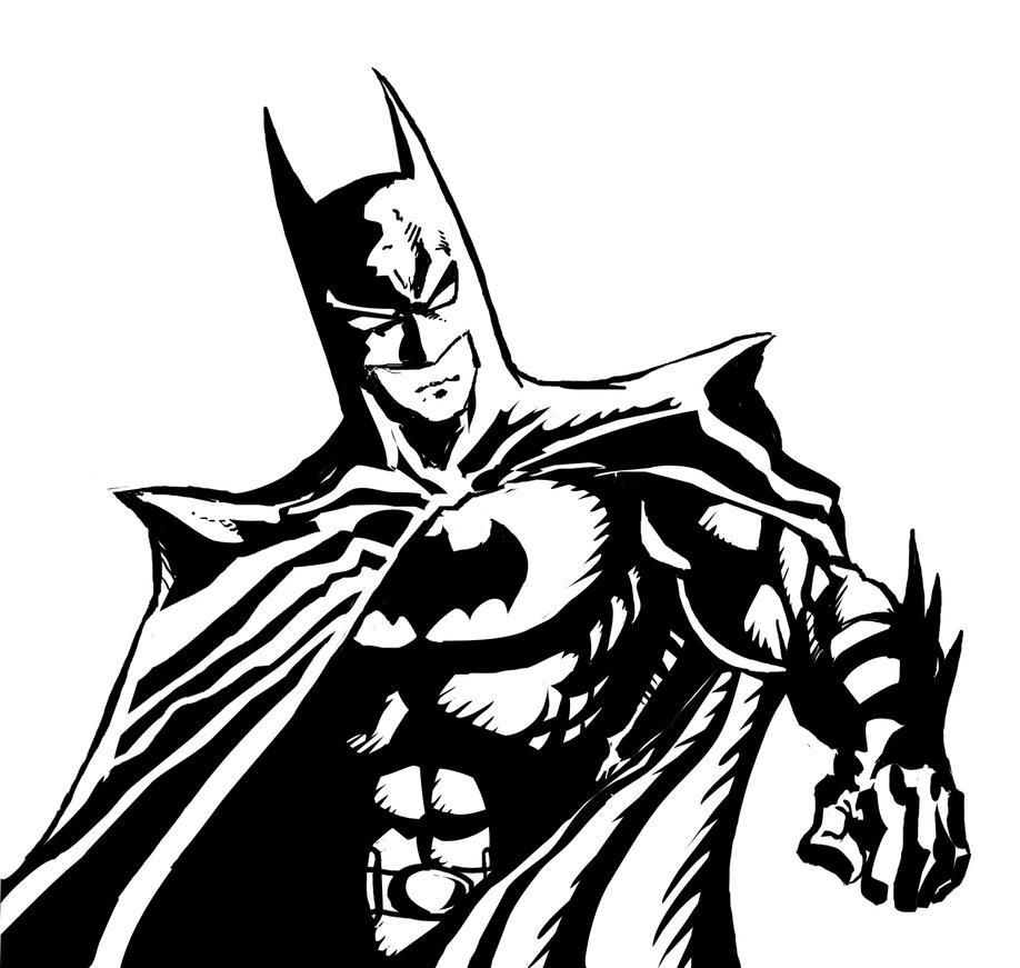 Batman! by judsonwilkerson