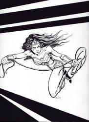 WonderWoman by judsonwilkerson