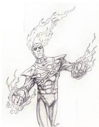 Firestorm by judsonwilkerson