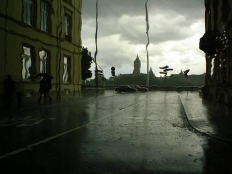 Rain Distortion