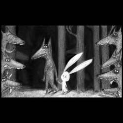 Wolf Und Hase