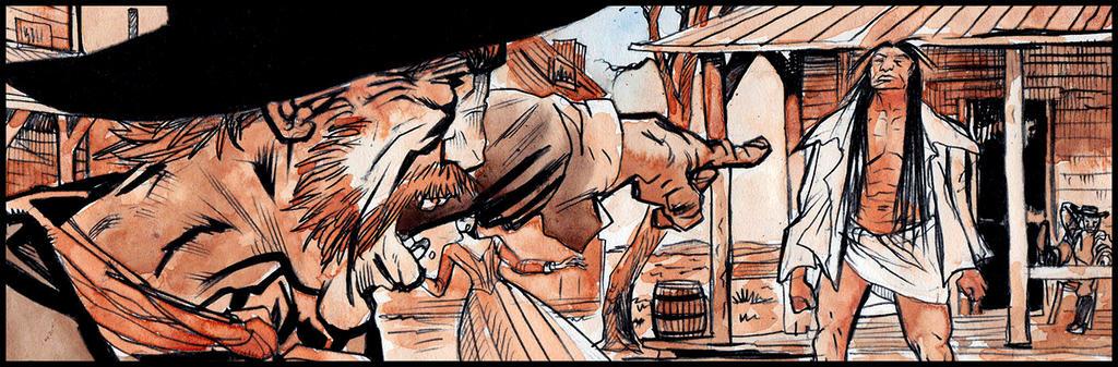 Panel Toro - Pariah Missouri Book 2 by andresjsalazar