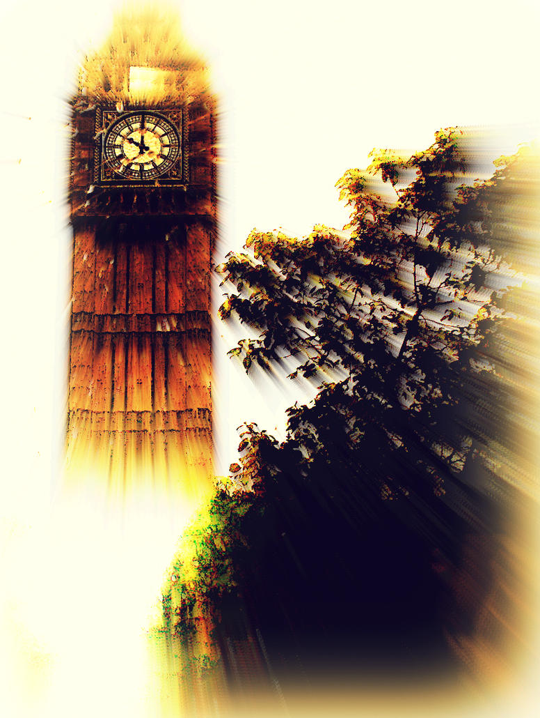 Big Ben 2 by Conrete-Angel