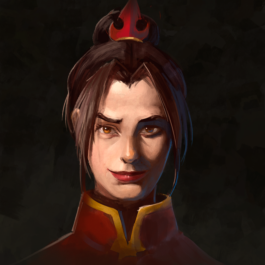Real Avatar Girl: Azula Of The Fire Nation By Vixgo On DeviantArt