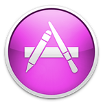 Pink App Store Icon