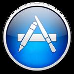 Blue App Store Icon