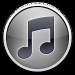Opaque iTunes Icon