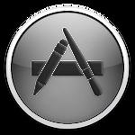 Black Opaque App Store Icon