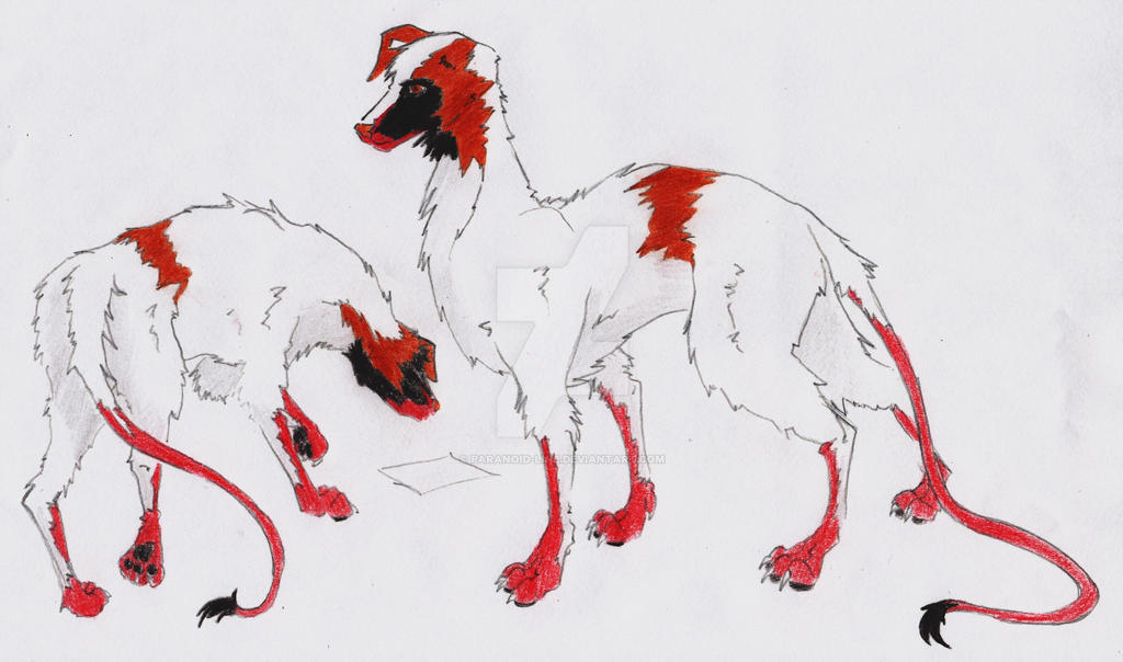 Ref.: Baikal pencil_colo by Paranoid-line