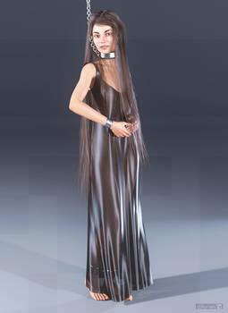 diNorian Test - Abigail Standing Dress (dA)