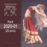 diNorian Pack - 2020-01 (20 pics)