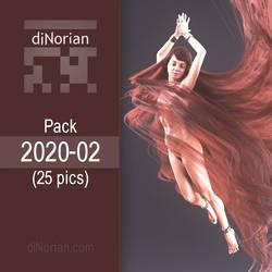diNorian Pack - 2020-02 (25 pics) by diNorian