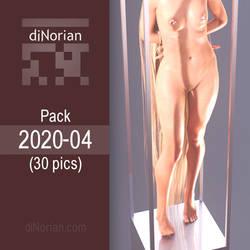 diNorian Pack - 2020-04 (30 pics) by diNorian