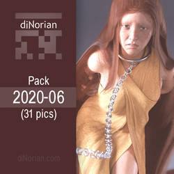 diNorian Pack - 2020-06 (31 pics) by diNorian
