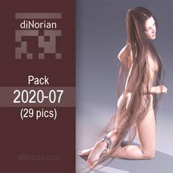 diNorian Pack - 2020-07 (29 pics) by diNorian