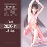 diNorian Pack - 2020-11 (38 pics)