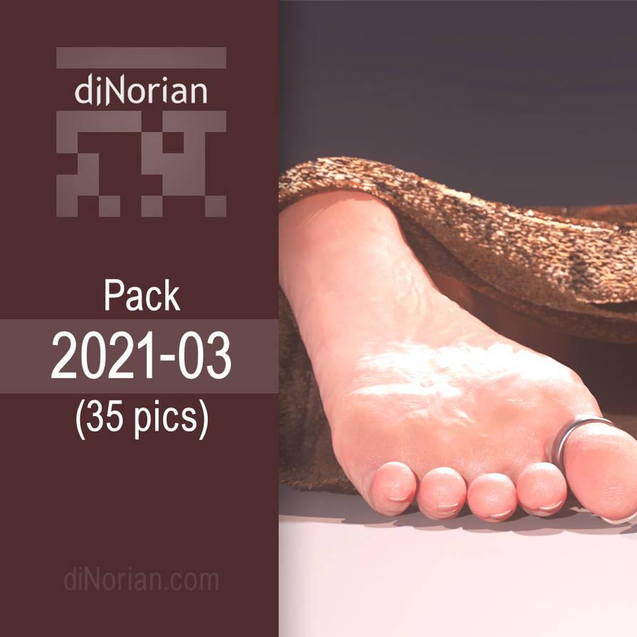 diNorian Pack - 2021-03 (35 pics)