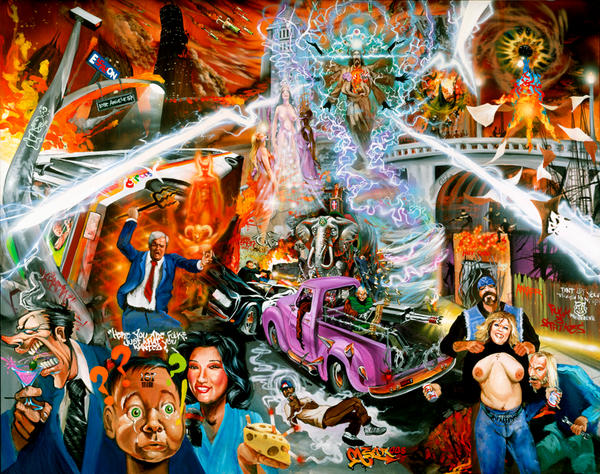 Apocalyps Now by mearone