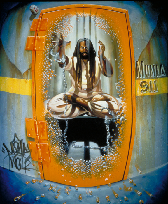 Free Mumia by mearone