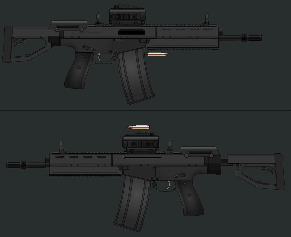 Quick Carbine Concept by KoeiX2