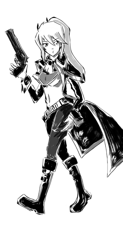 Panty Raider by KoeiX2