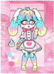 + Animatronic Toy Rania The Candy Bunny Ref 2018 +