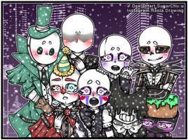 + The Dark Family +