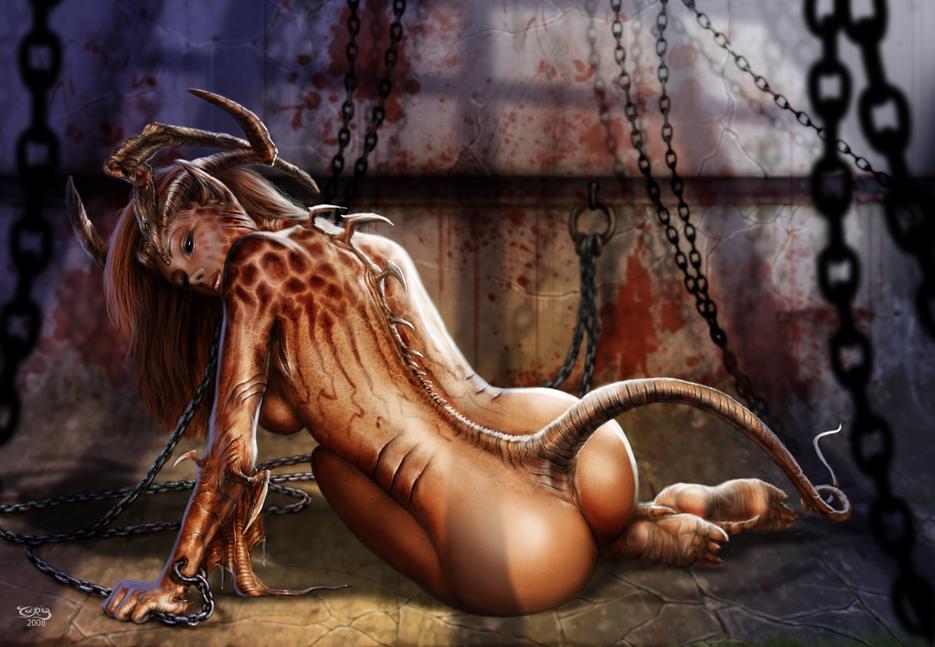 Captive by tariq12
