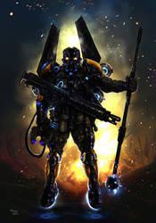 D.O.G.S of War by tariq12
