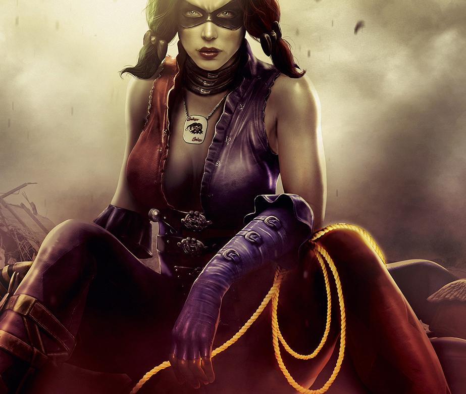 Harley Quinn_INJUSTICE by tariq12