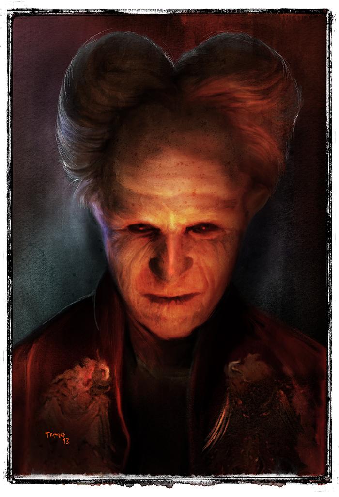 Dracula by tariq12