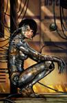 Battle Angel by tariq12
