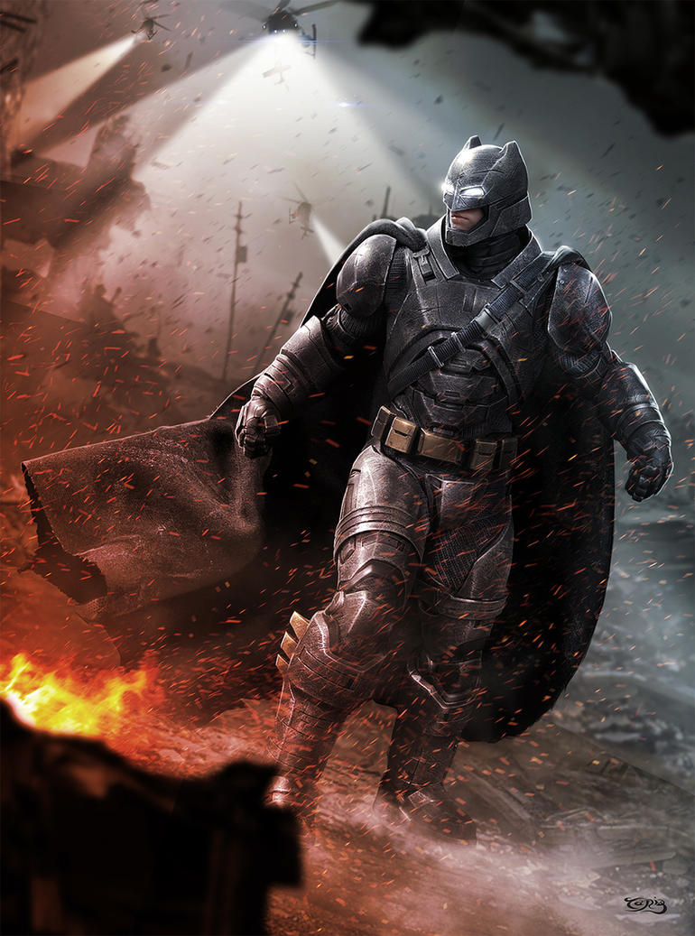 Dark Knight by tariq12