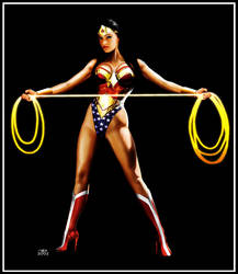 ..Wonder Woman.. by tariq12