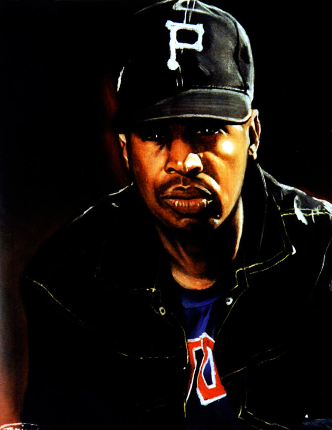 Chuck D.. public enemy no. 1 by tariq12