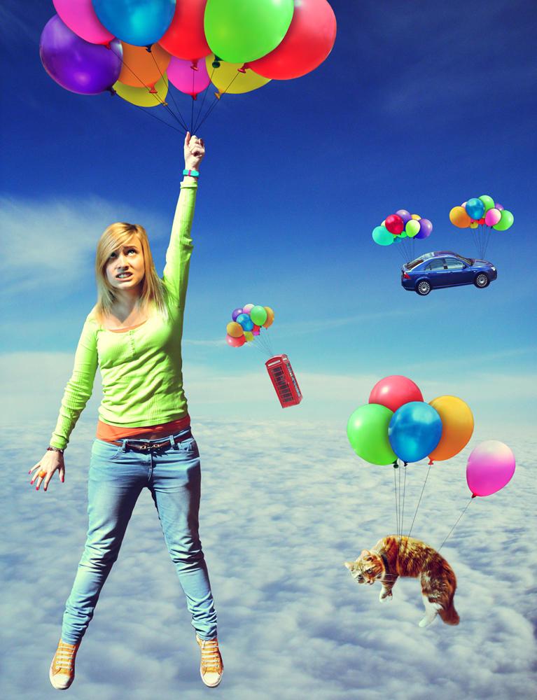 Balloon Joyrider