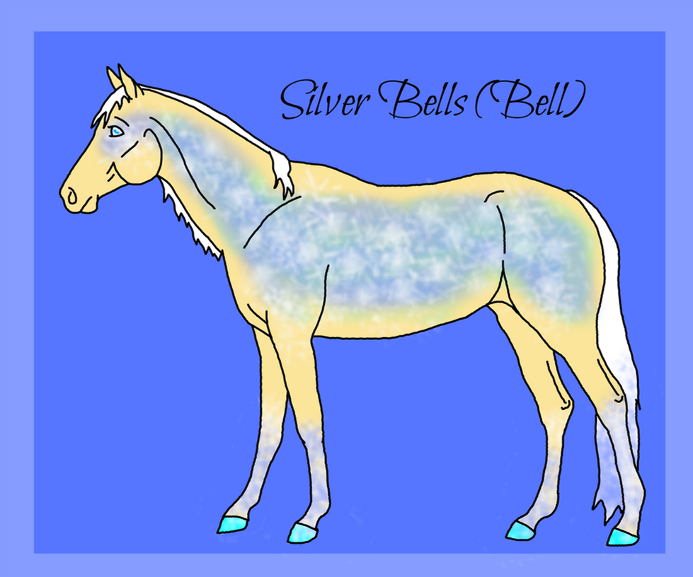 ~Silver Bells~ reference by jackiehorse
