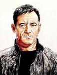 Jason Isaacs - Gabriel Lorca - Star Trek Discovery