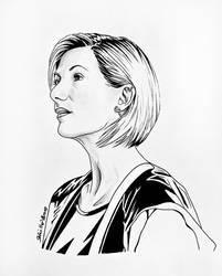 Jodie Whittaker - Thirteenth Doctor