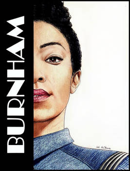 Michael Burnham - Star Trek Discovery