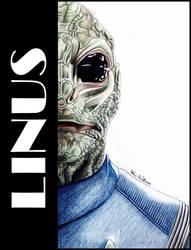 Linus - Star Trek Discovery by Larkistin89
