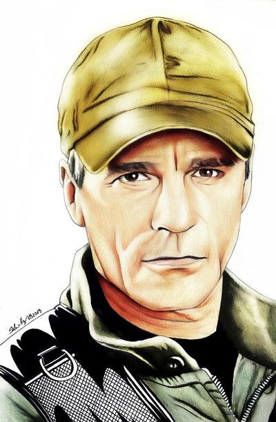 Jack ONeill - Stargate SG-1 by Larkistin89