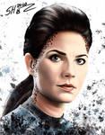 Jadzia Dax - Star Trek DS9