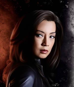 Ming-Na Wen - Agents of SHIELD