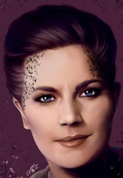 Jadzia Dax - Star Trek Deep Space Nine