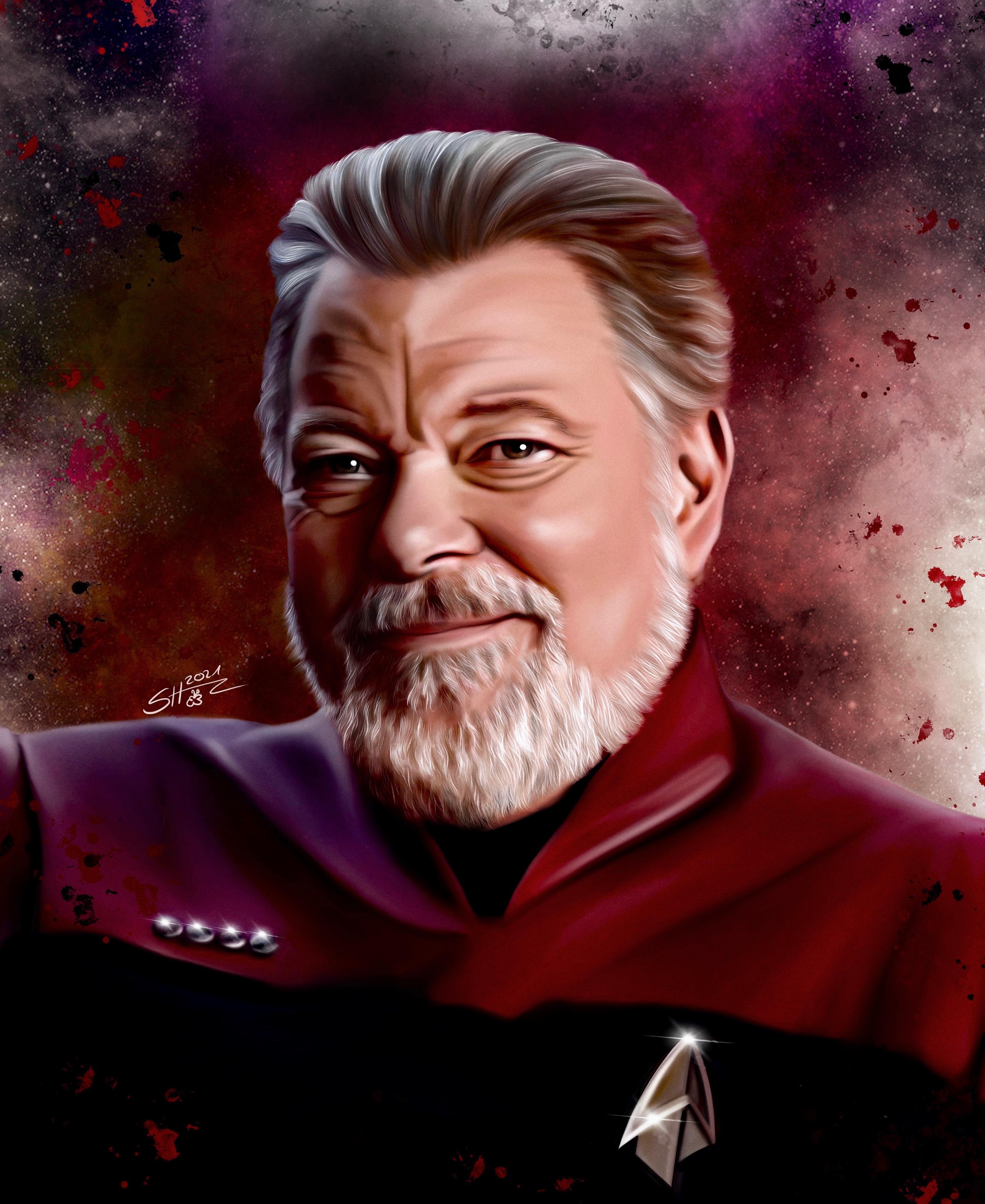 Jonathan Frakes - Star Trek Picard