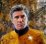 Captain Pike - Anson Mount - Star Trek Discovery